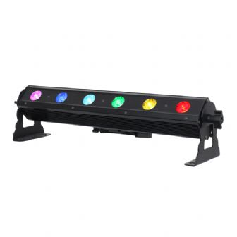 LEDJ Pixel Storm 6 Tri Batten | Lighting | Led Bars | LEDJ | Lighthouse Audiovisual UK